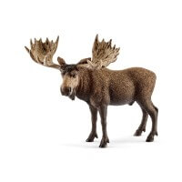 Schleich Moose Bull 2017 Toy