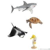 Schleich Ocean Set Toy