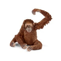 Schleich Orangutan Female Toy