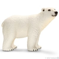 Schleich Polar Bear 2012 Toy
