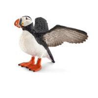 Schleich Puffin Toy