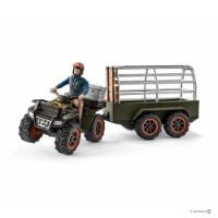 Schleich Quad Bike 2017 Toy