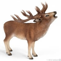 Schleich Red Deer Toy