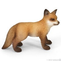 Schleich Red Fox Kit Toy