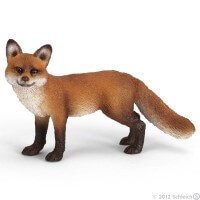 Schleich Red Fox Toy