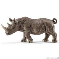 Schleich Rhinoceros Toy