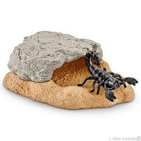 Schleich Scorpion Cave Toy