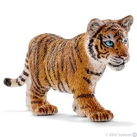 Schleich Tiger cub 2015 Toy