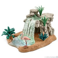 Schleich Waterfall Toy