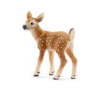 Schleich White Tailed Fawn 2014 Toy