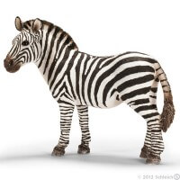 Schleich Zebra female Toy