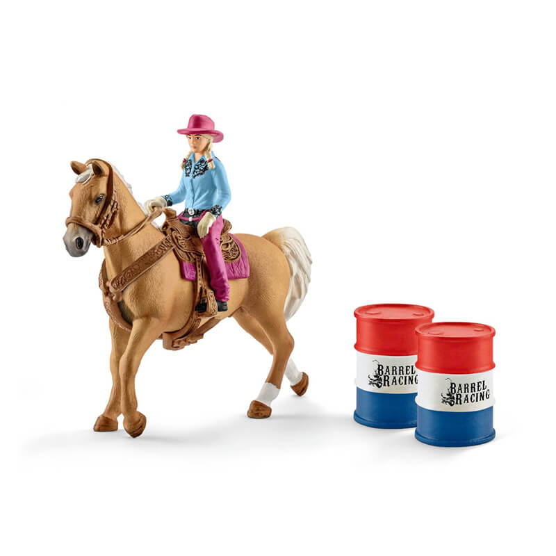 Toys & Hobbies Fast Deliver 1935 Schleich 2 X Special Painting Horse And Pony To 2 Ponies=4 Schleich Horses Strong Packing Action Figures