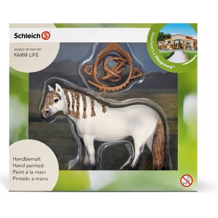 Equestrian Riding Mini Playset