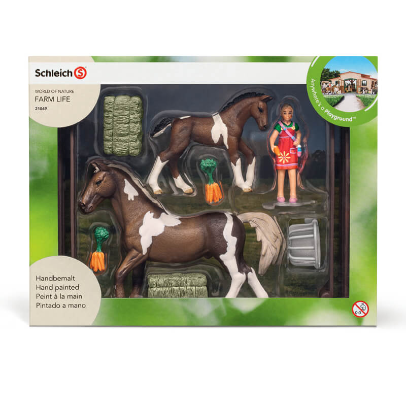 Horse Feed Playset