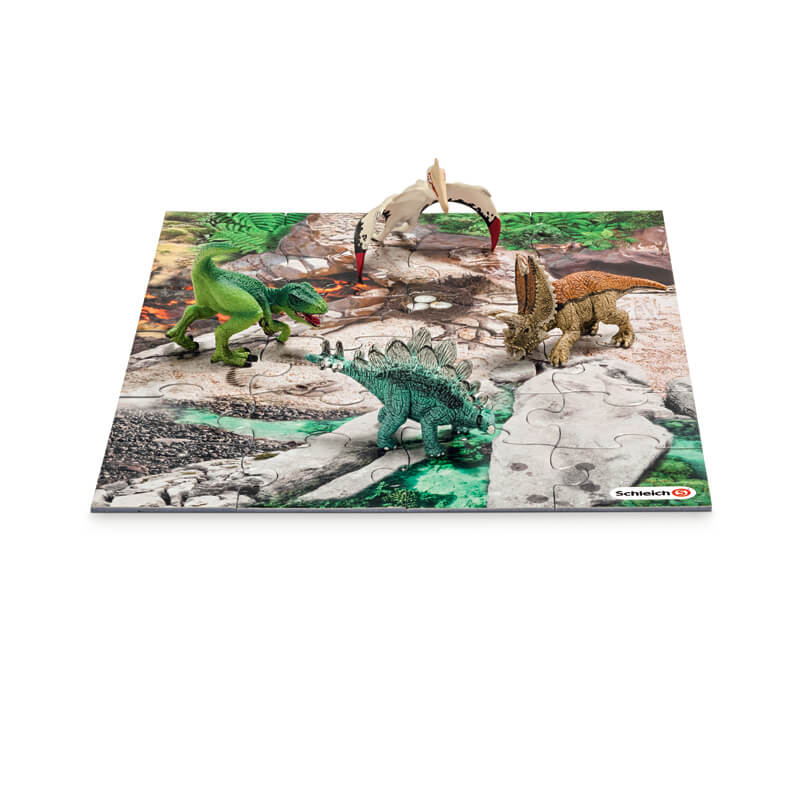 Mini Dinosaurs Set 2