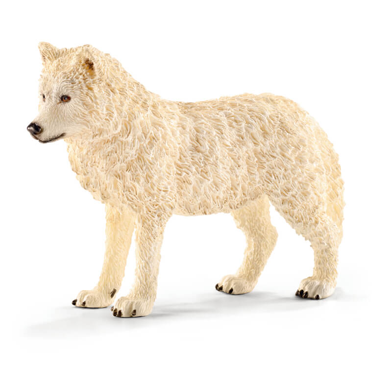 Wolf Family Toy : Schleich arctic wolf wild life and antarctic