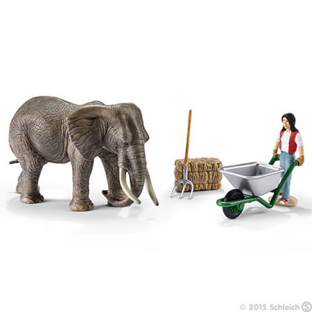 Elephant care set