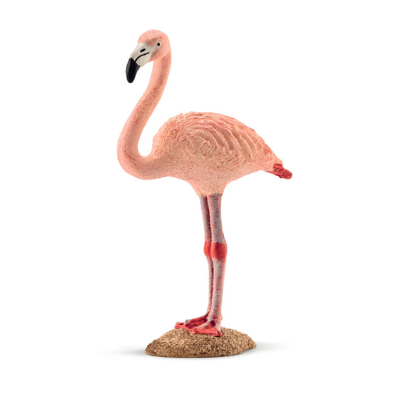 schleich flamingo 14758 wild life africa toy figurine. Black Bedroom Furniture Sets. Home Design Ideas